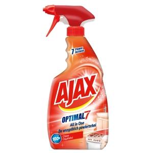 Ajax All in 1 Optimal univerzálny čistiaci spray 0,5 litrov