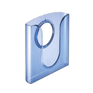 Prospektový stojan Leitz, modrý