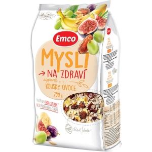 Emco ovocné cereálie 750 g