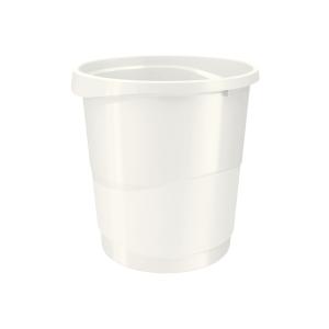 Odpadkový kôš Esselte VIVIDA 14 l, biely