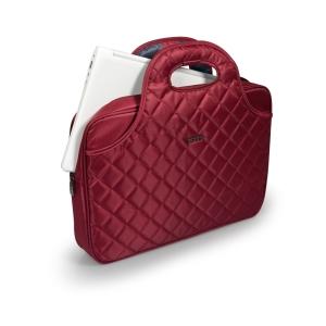 """Taška na notebook PORT DESIGNS Firenze Toploading 15,6"""" červená"""