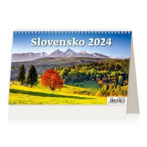 Tajomstvá hradov - slovenské týždenné riadkové kalendárium, 58 + 2 strán