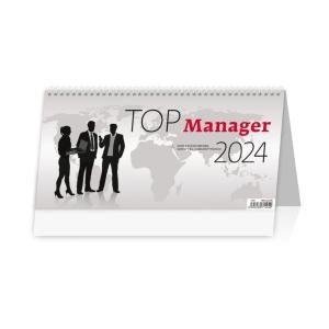 Top Manager - slovenské týždenné stĺpcové kalendárium + Aj + Nj, 60 + 2 strán
