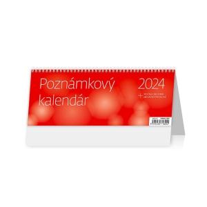 Poznámkový kalendár (office) - slovenské týždenné stĺpcové kalendárium