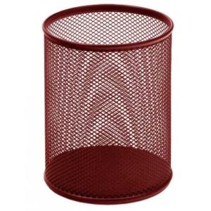 Drôtený stojan na perá SaKOTA , červený