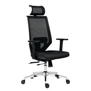 Manažérska stolička Antares Edge, čierna
