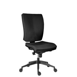 Kancelárska stolička Antares 1580 Syn Gala Plus, čierna