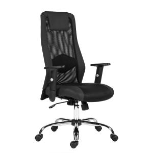 Kancelárska stolička Antares Sander, čierna