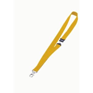 Durable 8137 textilná šnúrka žltá
