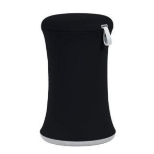 Antares Dinky F207 balančný taburet, čierny