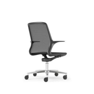 Antares Grace kancelárska stolička, čierna