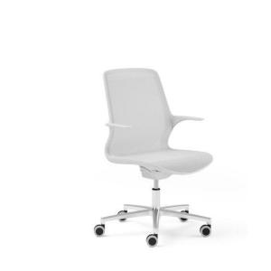 Antares Grace kancelárska stolička, slonovinová
