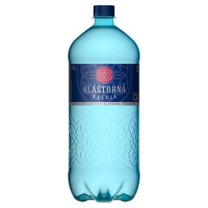 Kláštorná Kalcia minerálna voda, perlivá, 1.5 l, 6 kusov