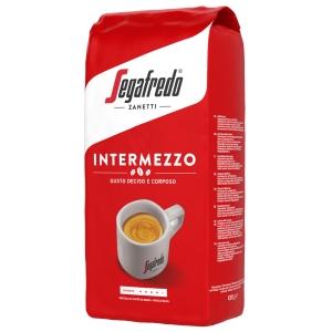 Segafredo Intermezzo, zrnková káva, 1 kg