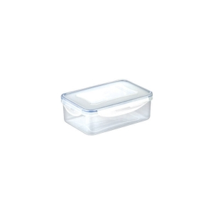 Tescoma dóza na potraviny, Freshbox, hranatá, plast, 0.5 l, priehľadná