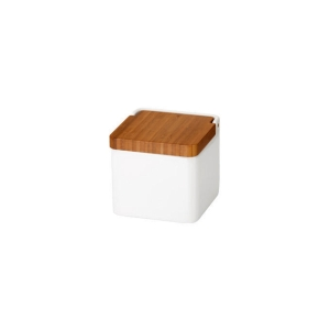 Tescoma štýlová dóza, Online, biela/drevo