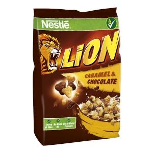 Nestlé Lion cereálie, 600 g