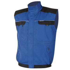 Pracovná vesta ARDON® COOL TREND, veľkosť 56, modrá