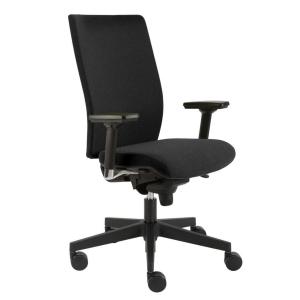Alba Kent Exclusive manažérska stolička, čierna