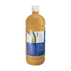 Temperová farba Milan 1000 ml, oranžová