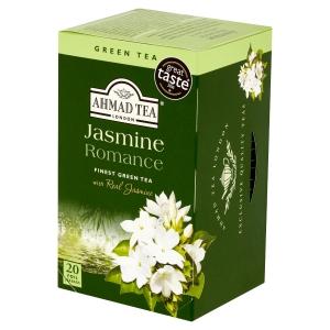 Ahmad zelený čaj jazmín  20x2g