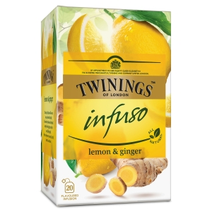 Twinings čaj infuso citrón&zázv  20x2g