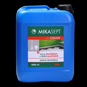 Mikasept Grand tekutý dezinfekčný prostriedok, 5 l