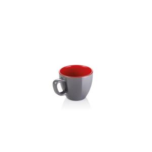 Tescoma crema shine Espresso šálka sivá