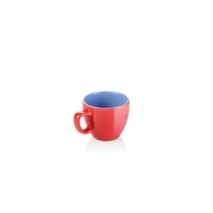 Tescoma crema shine Espresso šálka červená