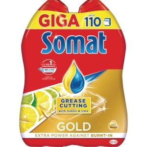 Gél do umývačky riadu Somat Giga gel 2 x 990 ml