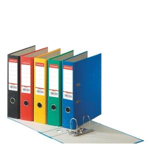 Pákový zakladač Esselte Rainbow A4, šírka chrbta 7,5cm, modrá