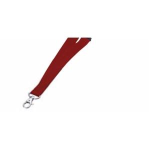 Durable 8137 textilná šnúrka červené