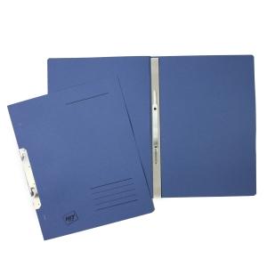 Závesné 1/1 rýchloviazače classic HIT A4 modré 240g, balenie 50 kusov