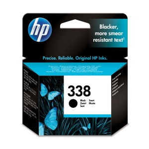 HP atramentová kazeta 338 (C8765EE) čierna
