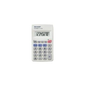 Vrecková klakulačka Sharp EL-233S