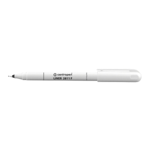 Liner Centropen 2811, 0,3 mm, čierny