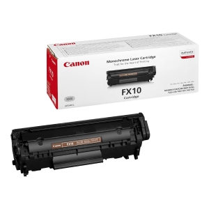 Toner Canon FX-10 čierny do faxov