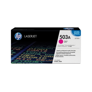 Hewlett Packard Q7583A Laser Cartridge Clj3800 Magenta