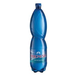 Minerálna voda Magnesia jemne sýtená 1,5 l, balenie 6 kusov
