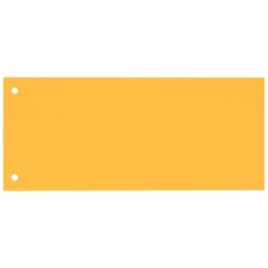 Rozdeľovače 1/3 (100 x 240 mm) Bene žlté, balenie 100 kusov