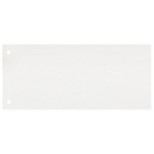 Rozdeľovače 1/3 (100 x 240 mm) Bene biele, balenie 100 kusov