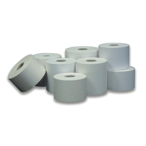 Rolka do pokladní a kalkulačiek, 57/70/12 mm, papierová, dĺžka: 48 m