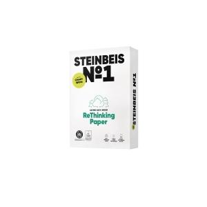 Recyklovaný papier Steinbeis Classic white, A3, 80 g