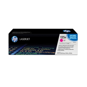 Hewlett Packard Cb543A Color Lj Magenta