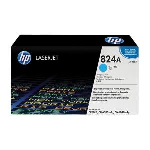 HP valec pre laserové tlačiarne CB385A cyan