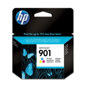 Hewlett Packard 901 Cc656Ae Inkjet Cartridge Officejet 3 Colour