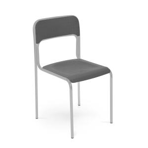 Konferenčná stolička Nowy Styl Cortina Alu, šedá