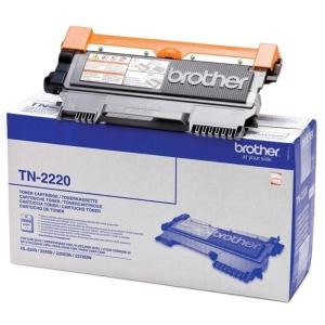 Toner Brother TN-2220 čierny do laserových tlačiarní