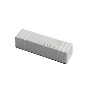 Stierka na biele tabule magnetická Bi-Office sivá