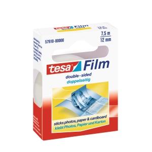 Obojstranná lepiaca páska Tesa Film 12 mm x 7,5 m